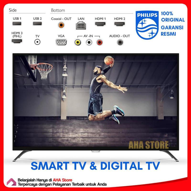 Philips LED Digital Smart TV 55PUT6002S 55 Inch