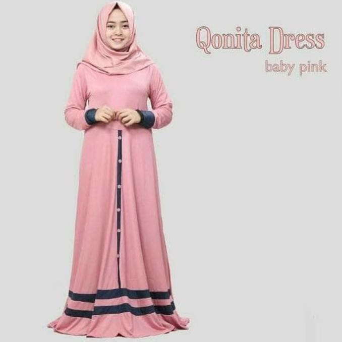 Qonita Dress  Ghtpoef