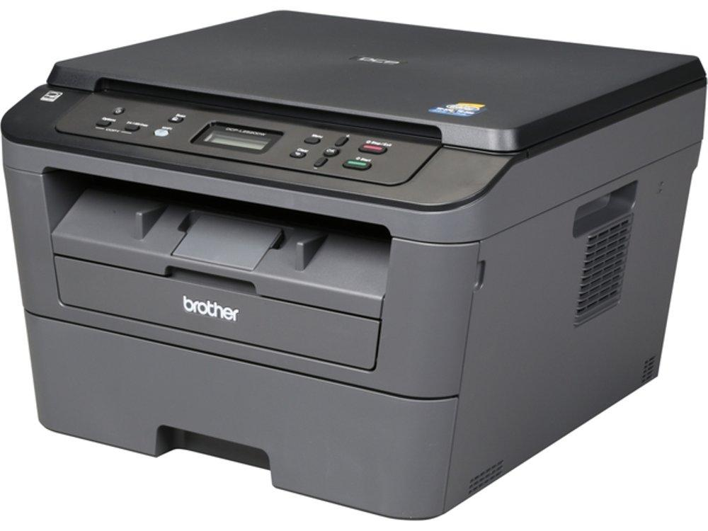 BROTHER Wireless Multifunction Mono Laser Printer DCP-L2540DW