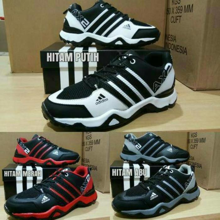 Sepatu Fitness Jogging Pria Cowo Adidas Terrex AX 2 Murah Berkualitas