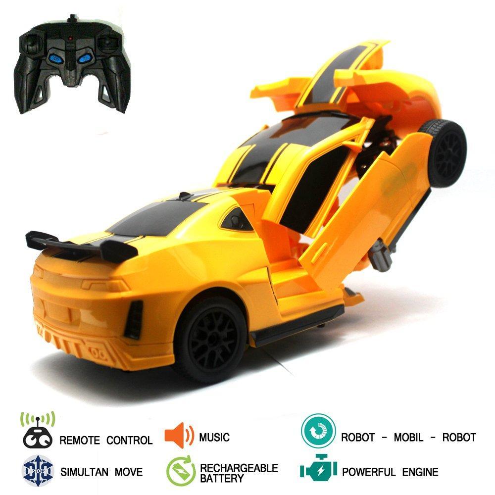 Mobil autobot transformer RC