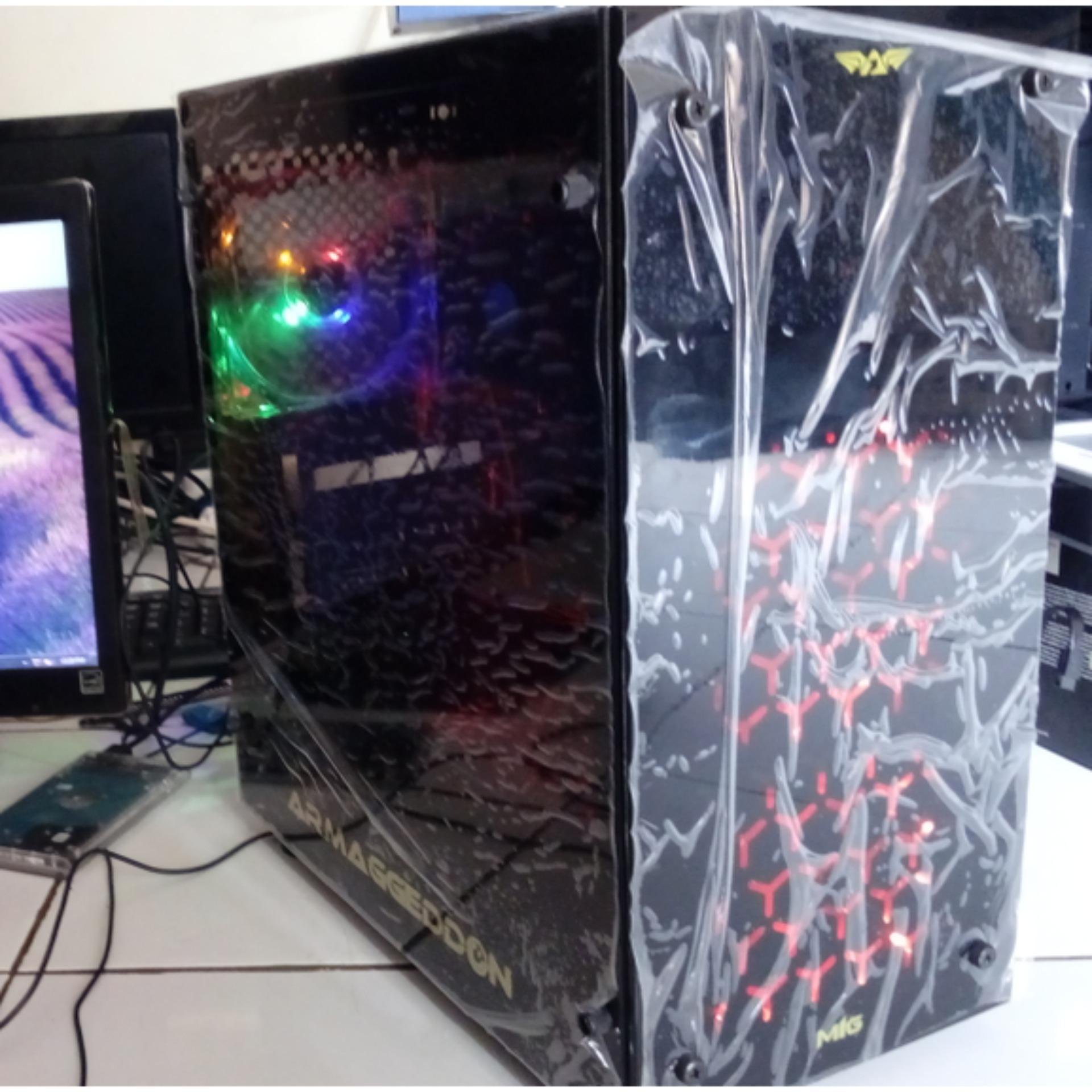 PC GAMING Online Dan Design AMD A8-5600 3.9GHz Quad Core