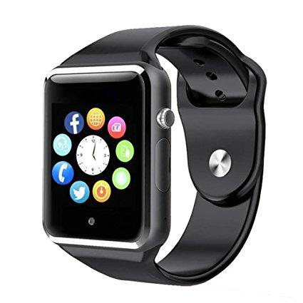 Smartwatch A1 Jam Tangan HP Android Support SIMCARD