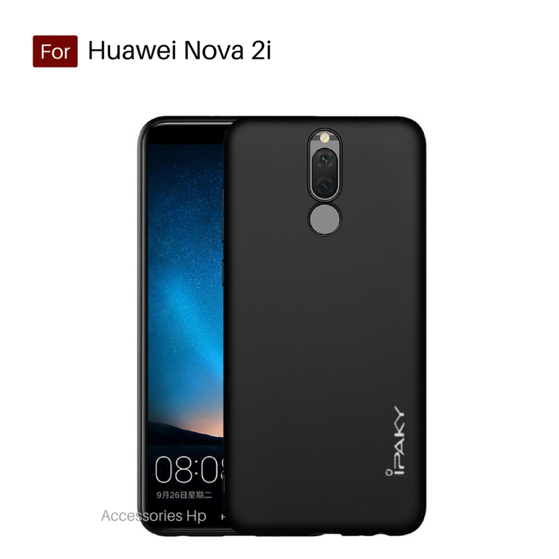 Accessories Hp iPaky Super Slim Matte Anti Fingerprint Hybrid Case For Huawei Nova 2i Black