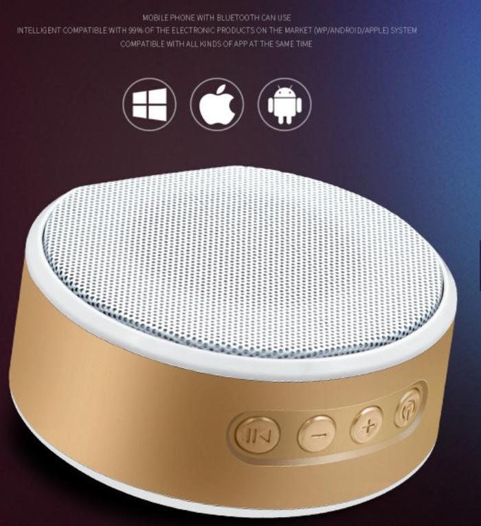 Speaker Bluetooth Bulat Kecil Y1 Mungil / Bluetooth Speaker High Sound