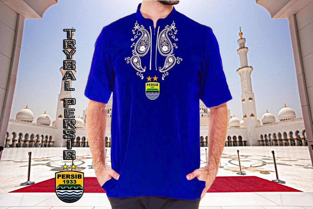 Baju Koko Persib Bandung