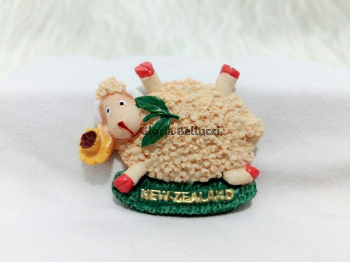 MAGNET KULKAS 3D NEWZEALAND / SELANDIA BARU / NEW ZEALAND