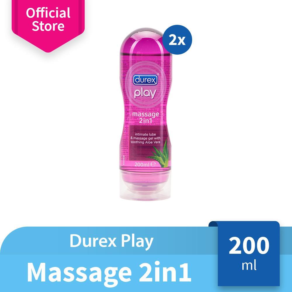 Durex Play Massage 200mL x 2