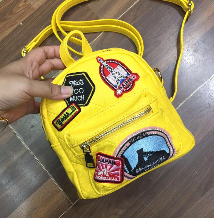 ALDO MINI BACKPACK WANITA ORIGINAL (NEW ARRIVALS) - AVxgjd
