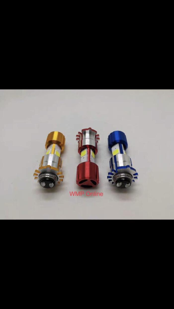 Lampu Depan 3Sisi H6 AC/DC WMP-0319