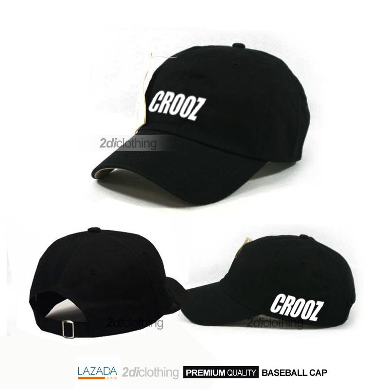 Topi Distro Crooz - Cap Crooz Premium Multi warna