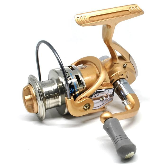 Katrol Gulungan Pancing/Fishing Reel Fanshun FB4000 10 Ball Bearing - wvz7R4