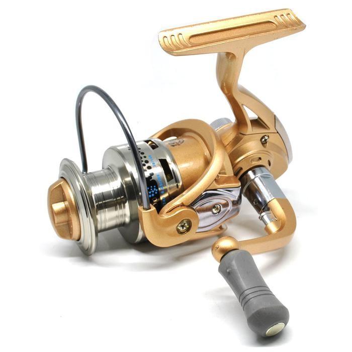 Katrol Gulungan Pancing/Fishing Reel Fanshun FB4000 10 Ball Bearing - wvz7R4