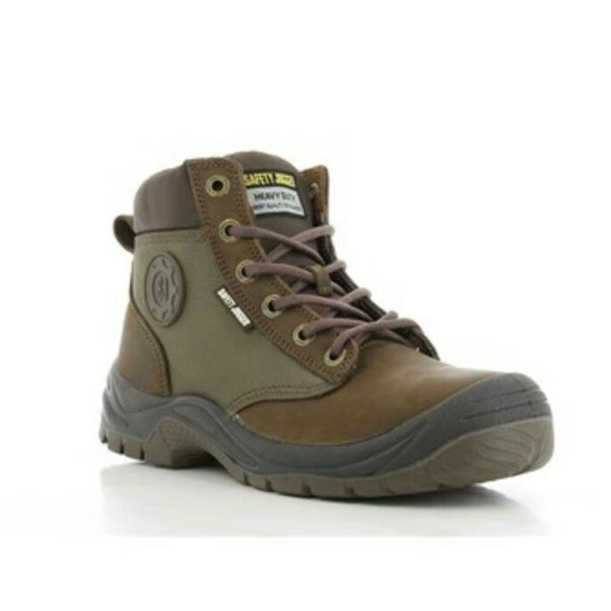 SAFETY JOGGER SAFETY SHOES DAKAR BROWN S3 SAFETYJOGGER NEW - MEAWL7