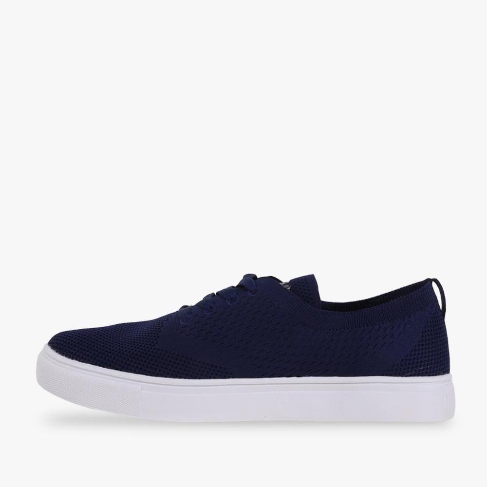 Airwalk Kurtis Sepatu Sneakers Pria - Navy - PSNET178 - 2 .