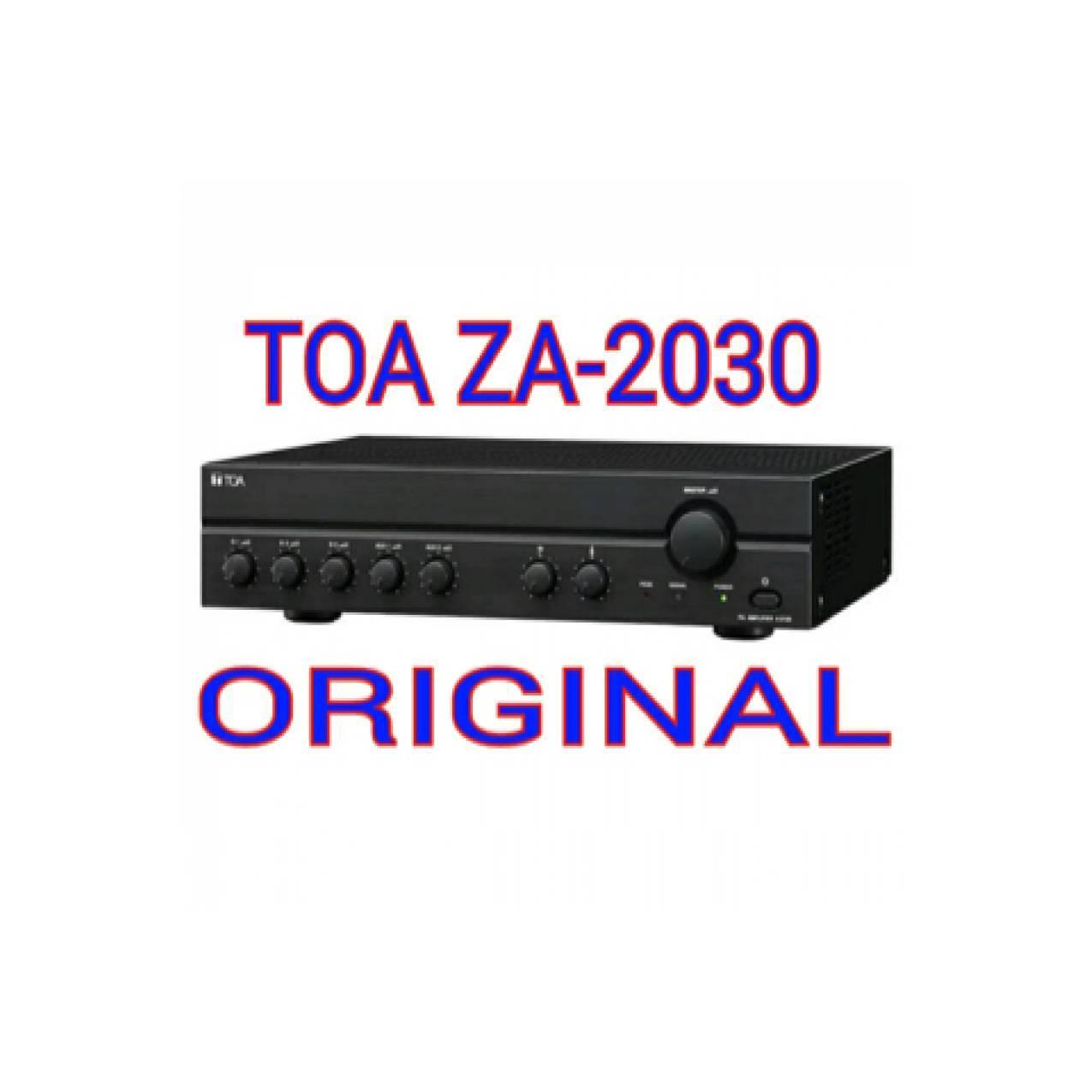 Murah !!! Ampli Fier Mixer Toa Za 2030 (Original)