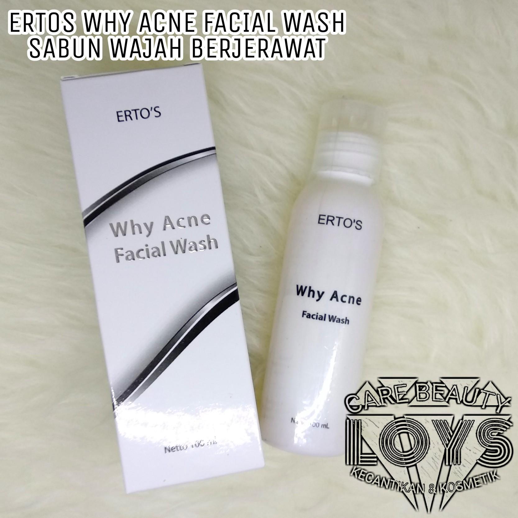 Kehebatan Facial Wash Temulawak Pasir Padi Bpom Sabun Cair Pembersih Wajah Ertos Why Acne Untuk Berjerawat 100ml