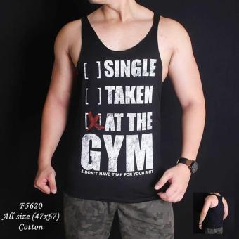 Pencarian Termurah Lekbong Singlet Fitness Cowok Single Taken Hitam 5620  harga penawaran - Hanya Rp41. bfc79f041b