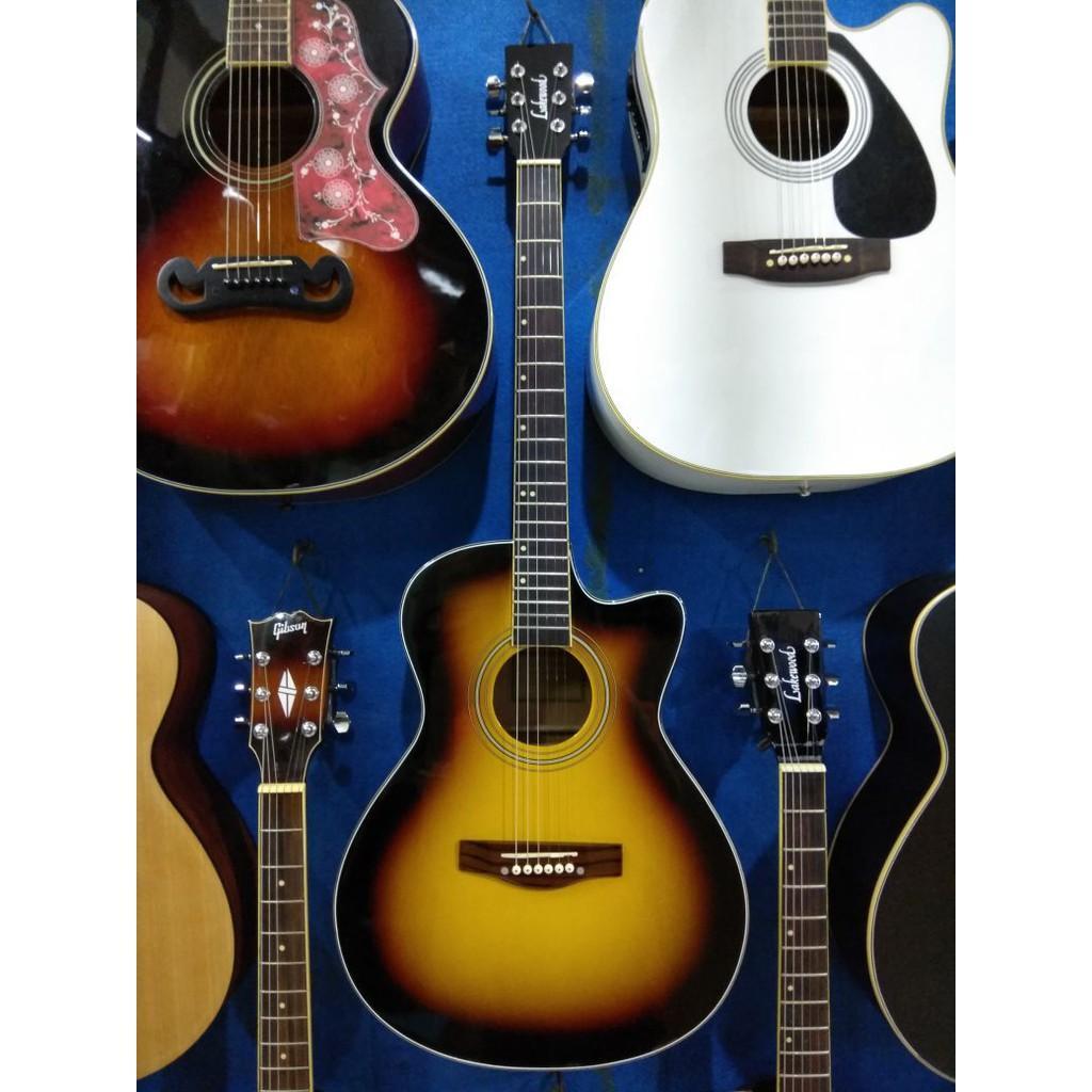 Rp 500000 Gitar Akustik Jumbo Cyprus