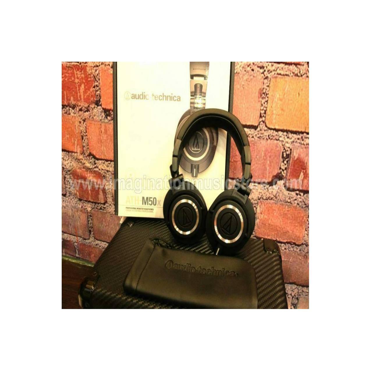 Audio Technica M50x Hitam Spec Dan Daftar Harga Terbaru Indonesia Ath Professional Monitor Headphones Source Headphone