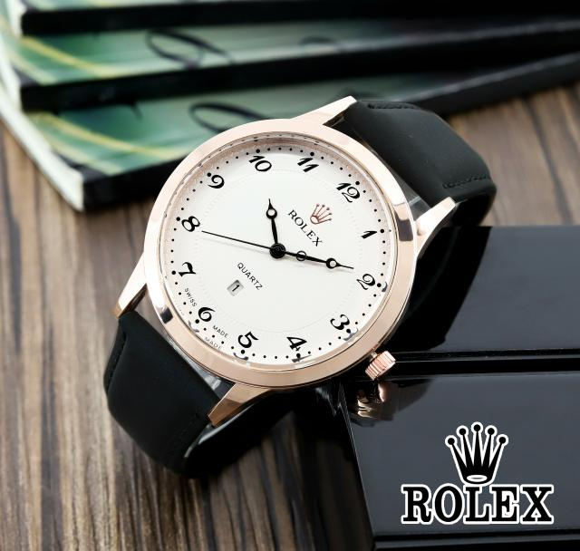 JAM TANGAN FASHION ROLEX 5018 TYPE ANALOG MURAH