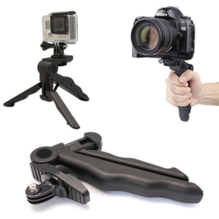 Tripod mini lipat SLR gopro kamera pocket digital proyektor xiaomi yi