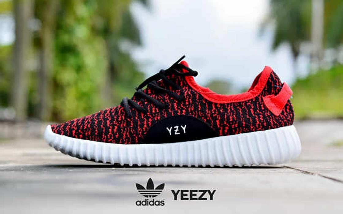 Promo Sepatu Wanita Adidas YZY Boost Olahraga Jogging Fitness Senam Lari #5 Fashion