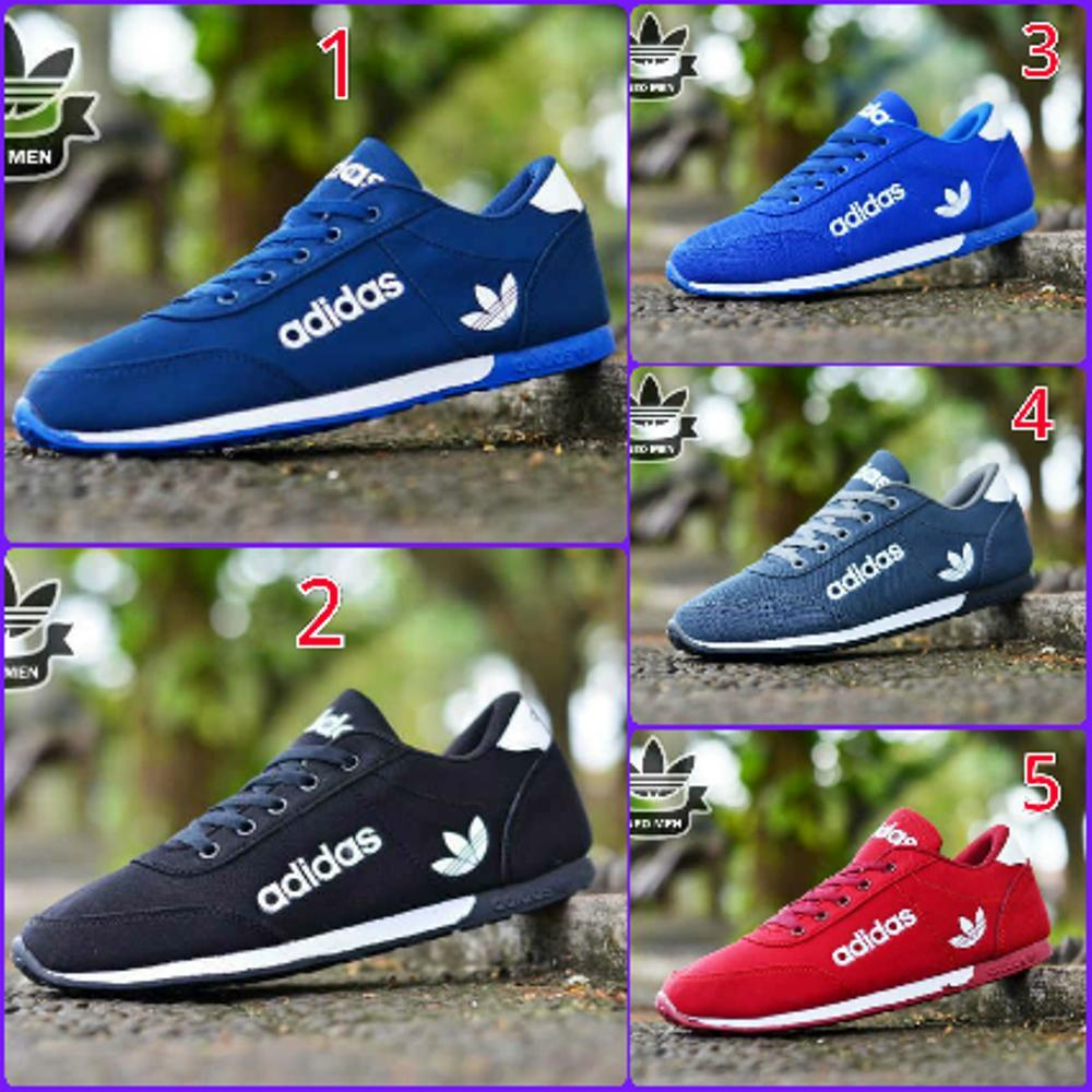 Promo Sepatu Sport Pria Adidas Master Premium (Sepatu Santai, Sepatu Jalan, Sepatu Sekolah, Sepatu Joging, Sepatu Kulit, Sneaker, Slip On, Olahraga, Sepatu Kerja, Pria, Wanita, Anak)  Diskon