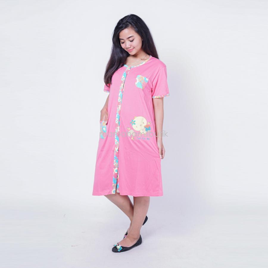 Mama Hamil Daster Hamil Kaos Itik Full Kancing / daster bali / daster batik / daster ibu / daster malang / daster ibu hamil / daster menyusui / daster hamil / daster payung / daster remaja / daster kencana ungu / daster full kancing / daster kimono