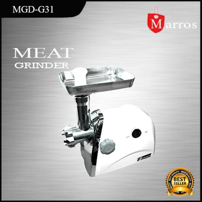 Mesin Penggiling Daging Bakso / Electric Meat Grinder Fomac Mgd-G31 - Xaqexz