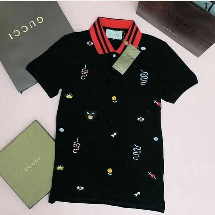 Gucci Polo Shirt Rp 785.000--