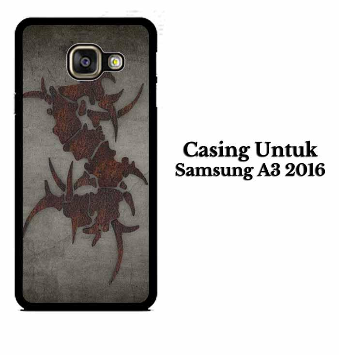 Casing SAMSUNG A3 2016 sepultura dark Hardcase Custom Case Se7enstores