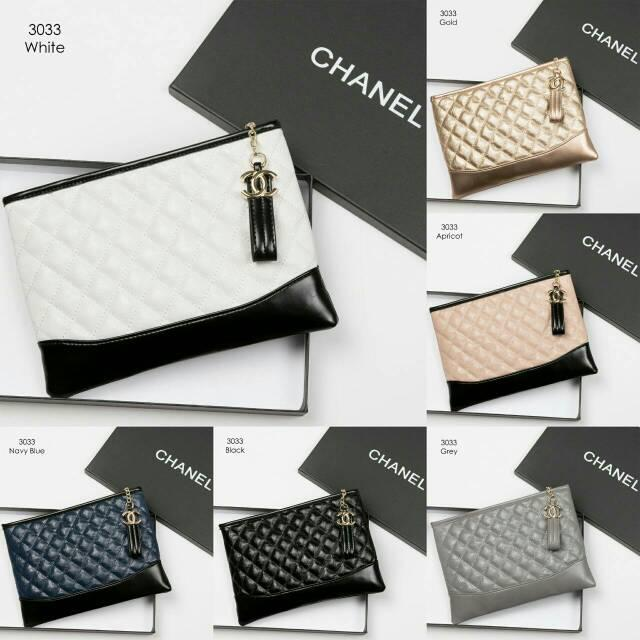 [NEW ARRIVAL] TAS CHANEL WITH BOX 3033