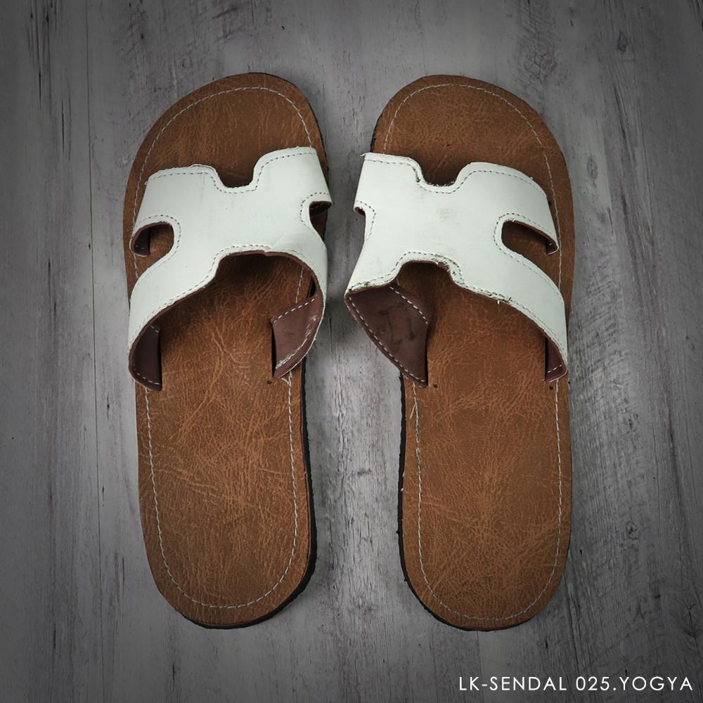 Sandal Jogja Murah - Slip on - Putih - 68294 - RTA0705
