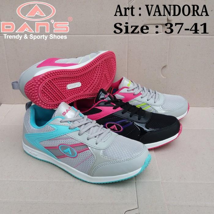 Sepatu Running / Sepatu Olah Raga /Sepatu Sekolah Wanita Merk Dans - Xaimt2