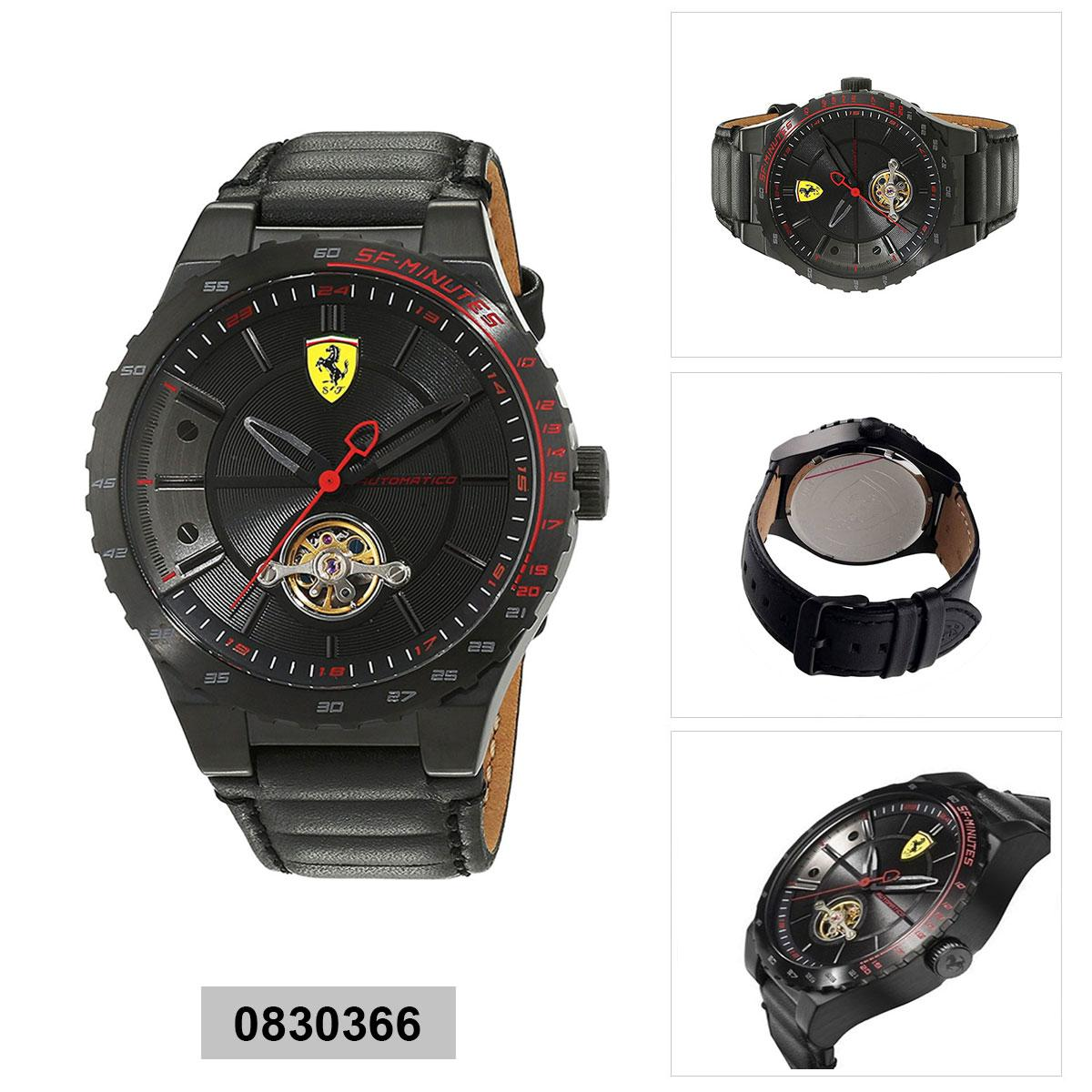 Casual Men Watches Singapore Online Lazada Jam Tangan Fossil Fs4812 Grant Chronograph Black Dial Leather Mens Watch Ferrari Speciale Evo Stainless Steel Case Strap 0830366