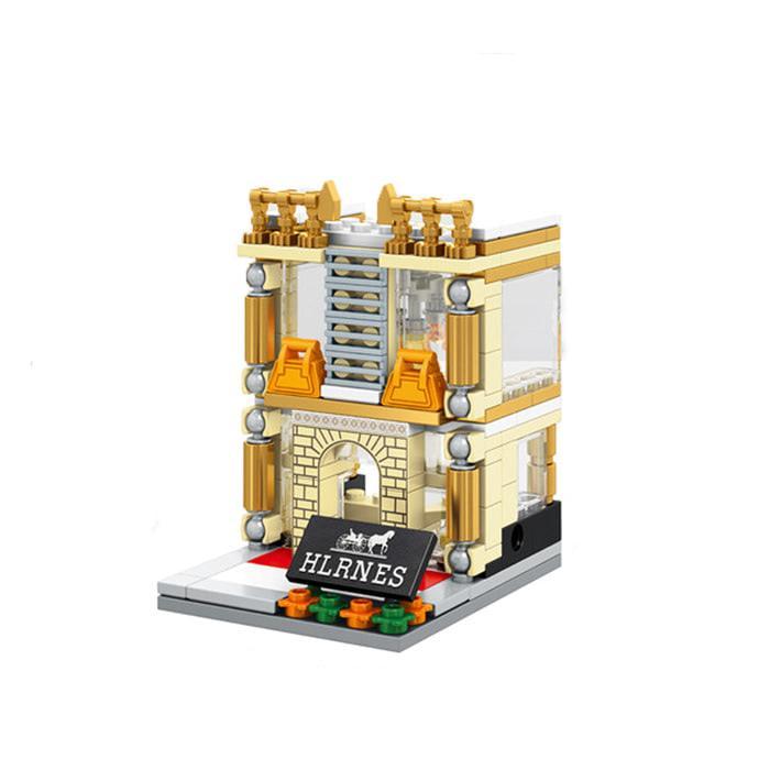 BEST SELLER!!! Sembo Block Brick Model Hermes 162pcs - KBlG5F