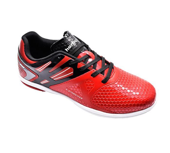 Homyped Guardiola 01 Sepatu Futsal Anak - Black