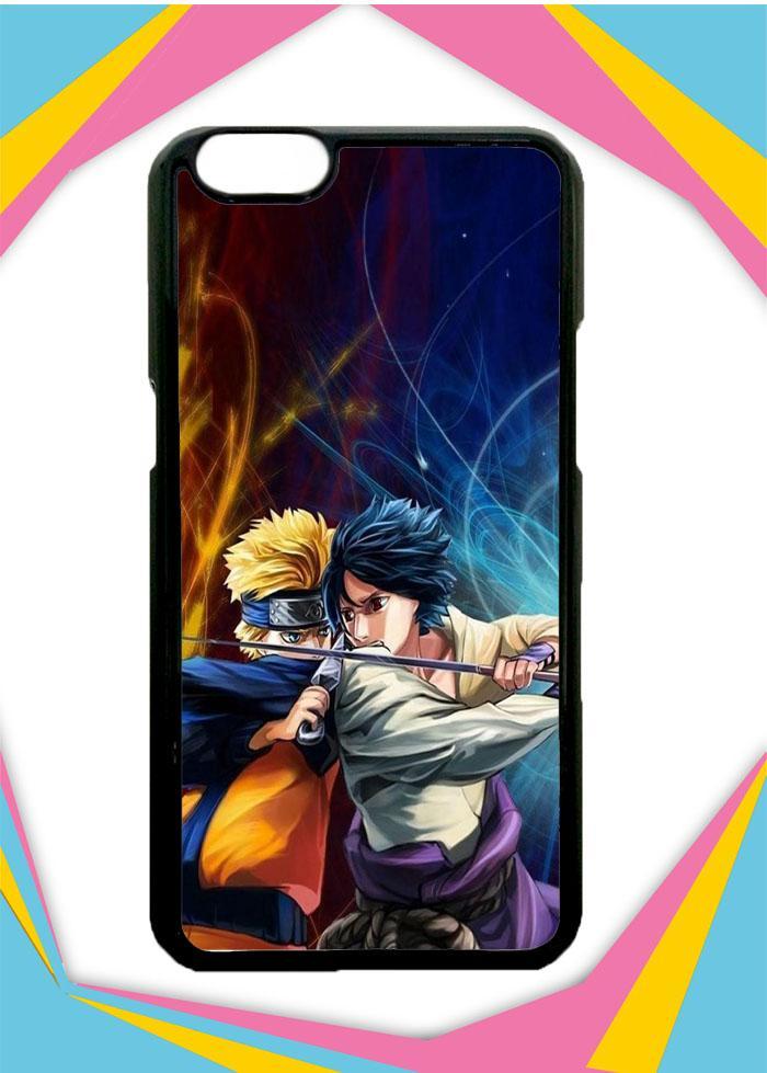 Casing Hardcase Custom  OPPO A57  Naruto Vs Sasuke X4506 Case Cover