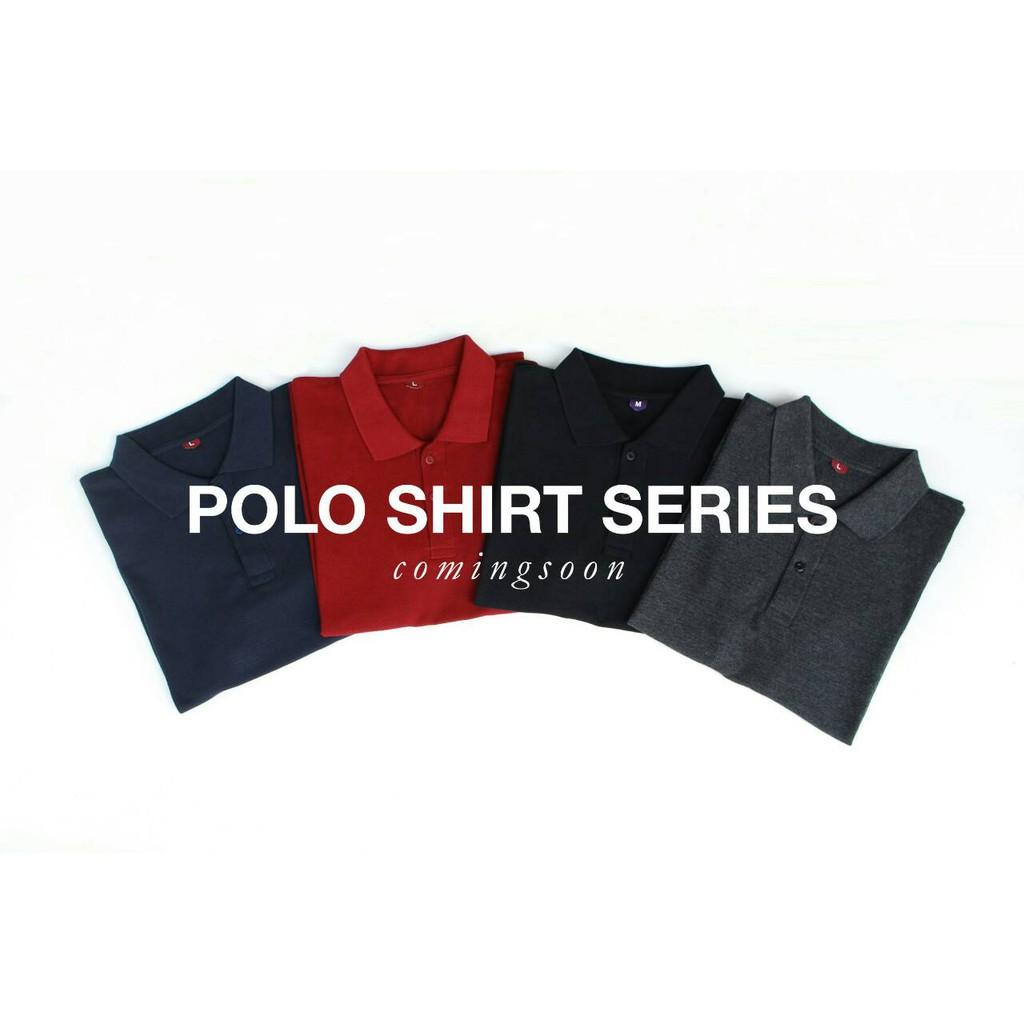 Daftar Harga Kaos Polos Black Misty Termurah September 2018 Red Shirt Unisex