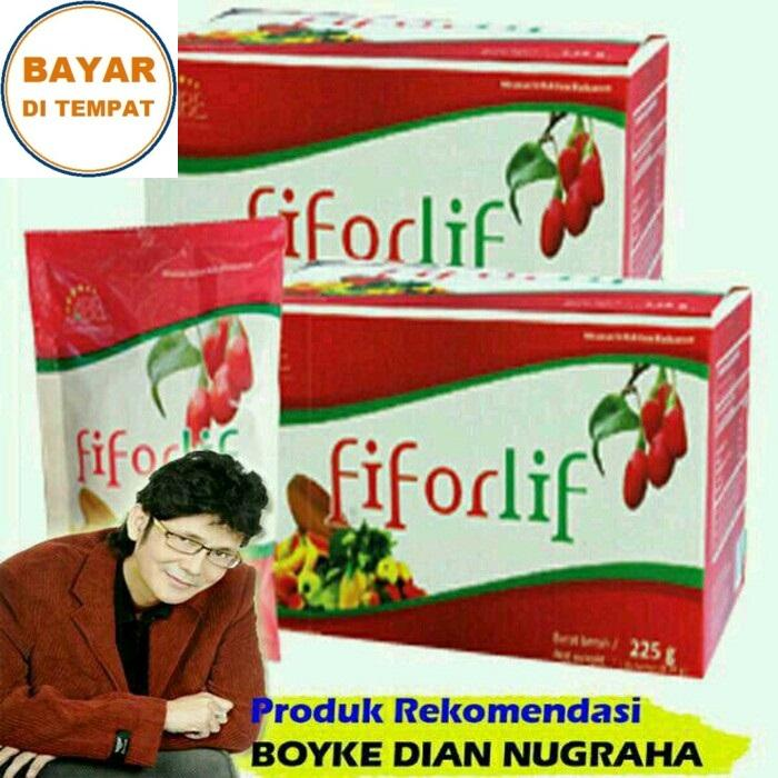 Jus Herbal Fiforlif (Fiber for Our Life) Jakarta Utara