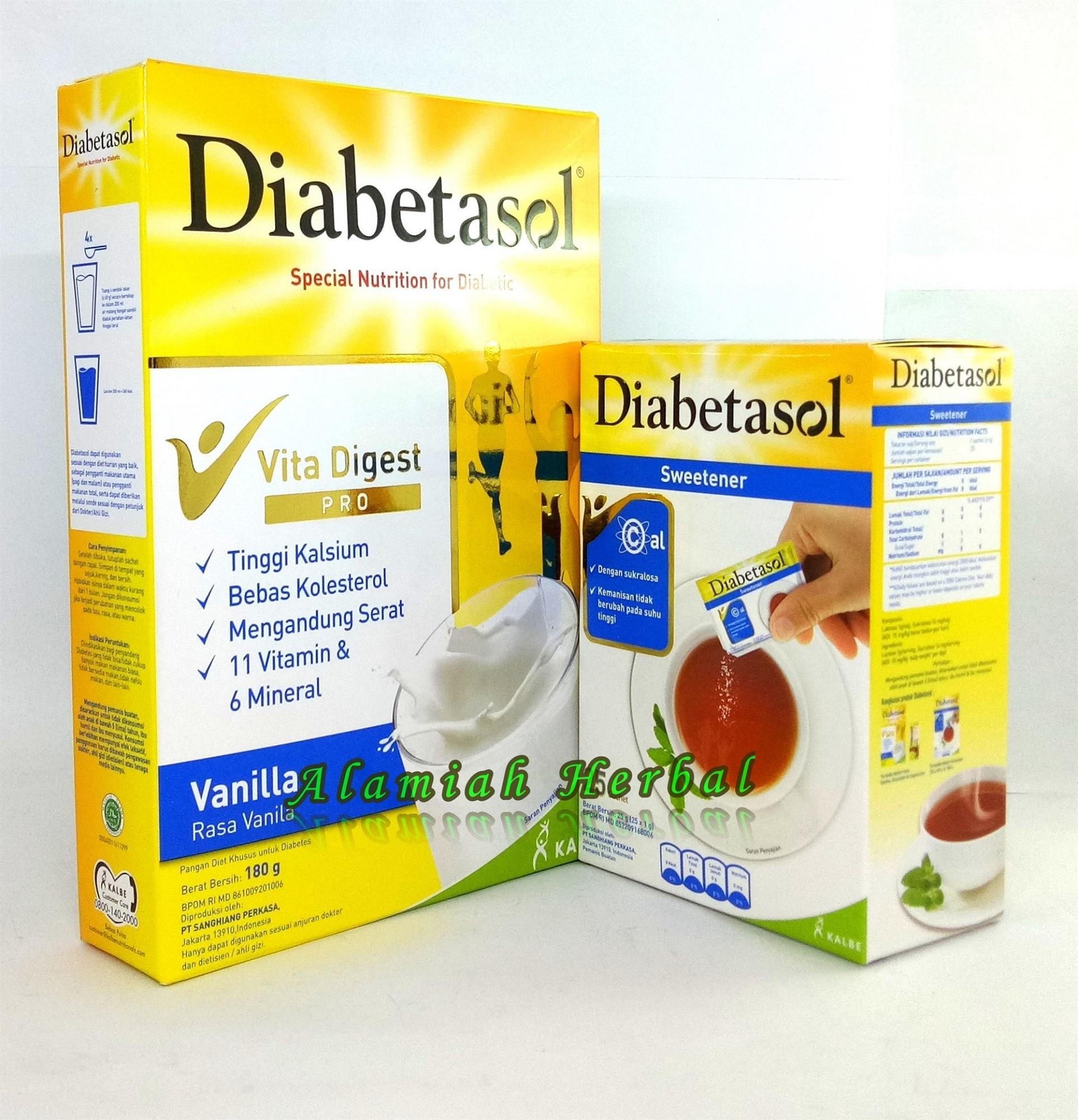 Daftar Harga Susu Diabetasol Di Lazada Hargaupdate Coklat 600 Gr