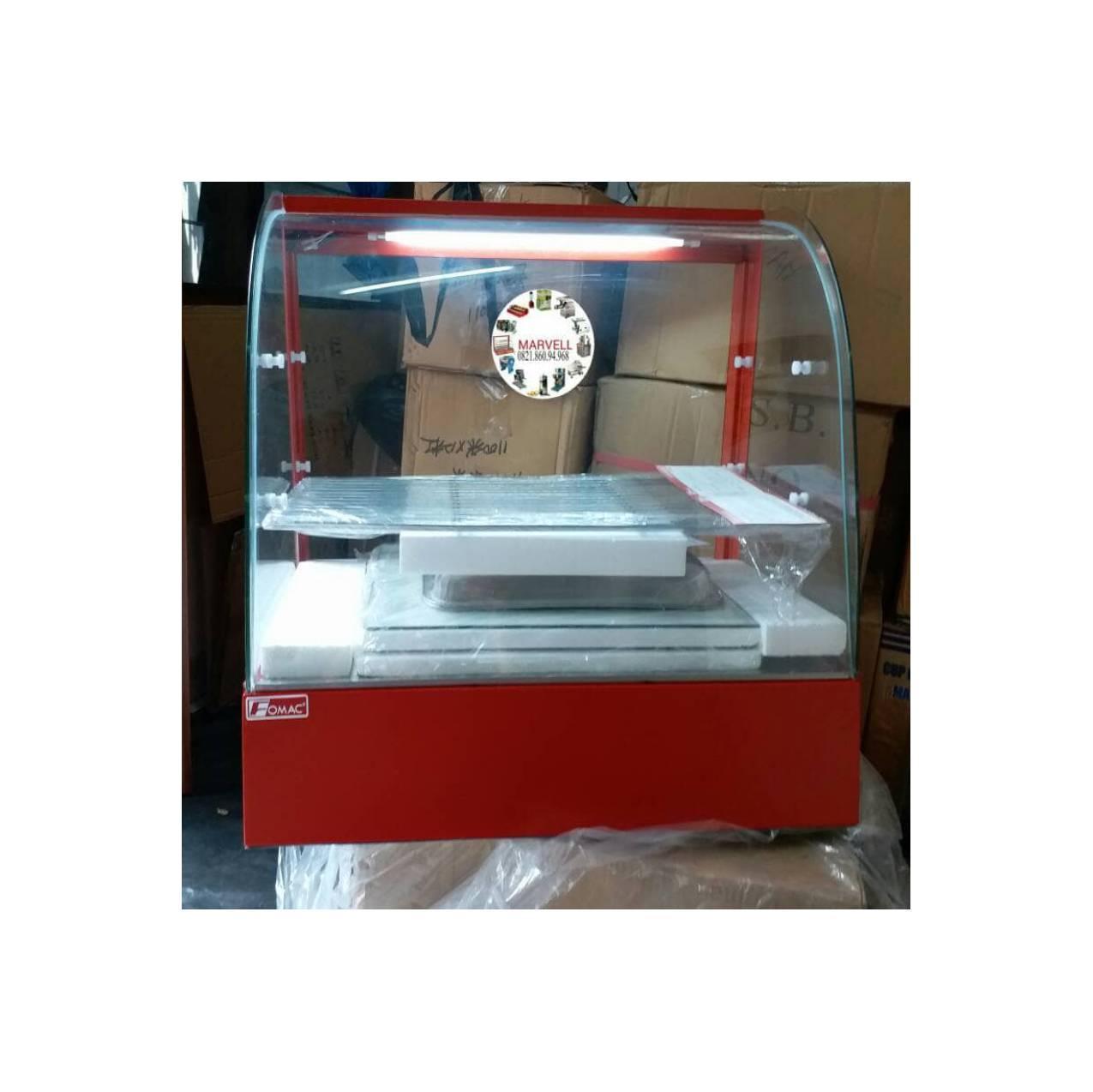 Promo Fomac Pajangan Penghangat Makanan Showcase Display Warmer . Source · Show case fomac shc-