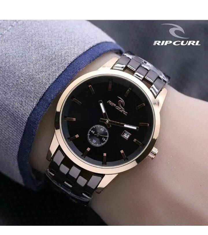 Detail Gambar jam tangan ripcurl fashion pria Terbaru