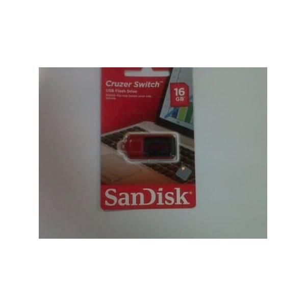 ASLI IMPORT - Usb Flashdisk Sandisk Switch 16 Gb Garansi Resmi