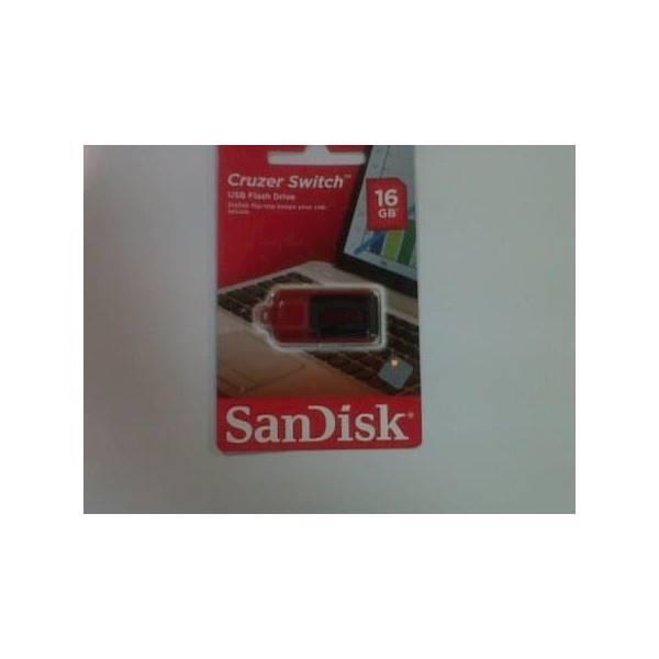 ASLI IMPORT - Usb Flashdisk Sandisk Switch 16 Gb Garansi Resmi