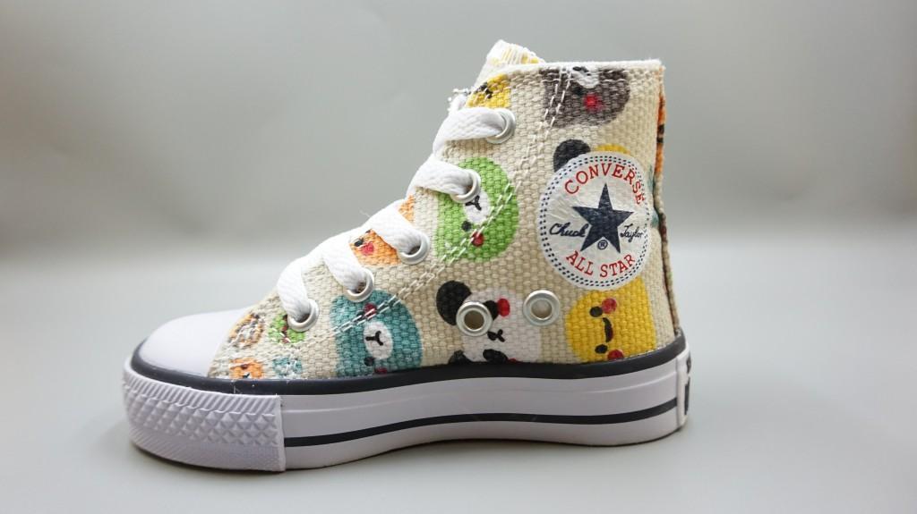 sepatu anak anak sekolah / sepatu anak model booth motif karakter kartun