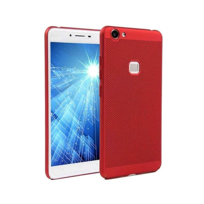 UME Cooling Mesh Series Samsung A8 Plus 2018 - Merah