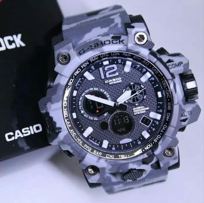 jam tangan g shock fashion sport pria army