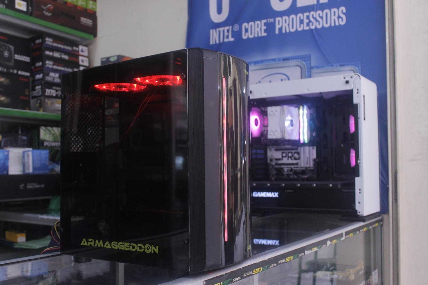 PC Design Core i5 - Vga Gt1030 2gb ddr5 - Ram 8gb ddr3